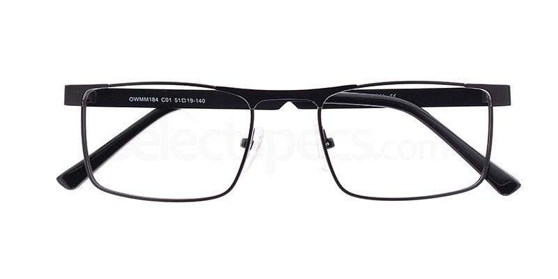 C01 OWMM184 Glasses, Owlet