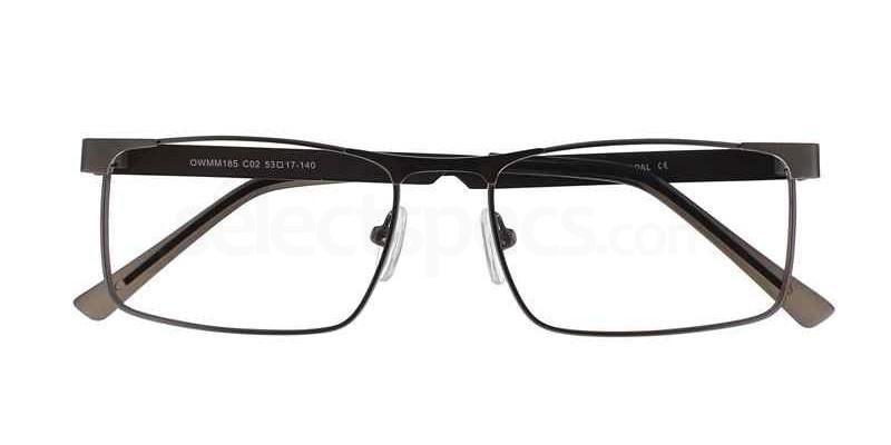 C02 OWMM185 Glasses, Owlet