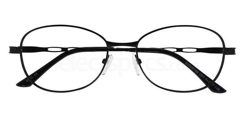 C01 OWMM186 Glasses, Owlet