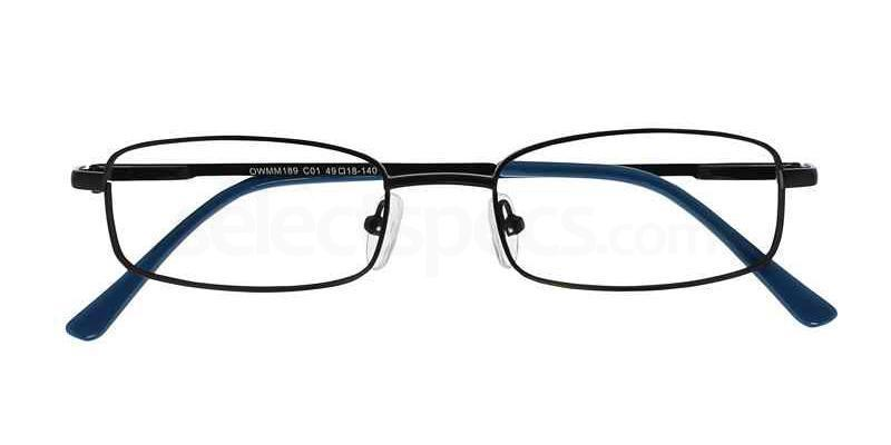 C01 OWMM189 Glasses, Owlet