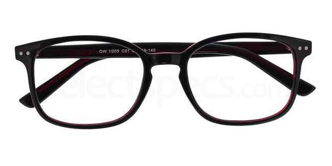 C01 OWII205 Glasses, Owlet