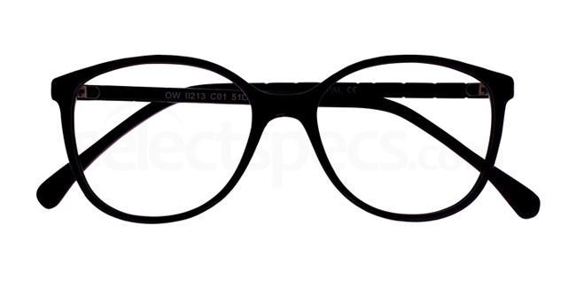 C01 OWII213 Glasses, Owlet