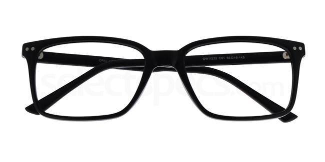 C01 OWII232 Glasses, Owlet