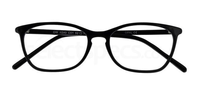 C01 OWII240 Glasses, Owlet