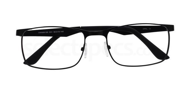 C01 OWMM195 Glasses, Owlet