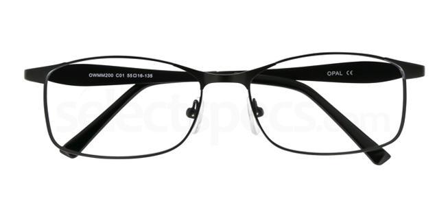 C01 OWMM200 Glasses, Owlet