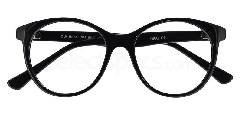 C01 OWII254 Glasses, Owlet