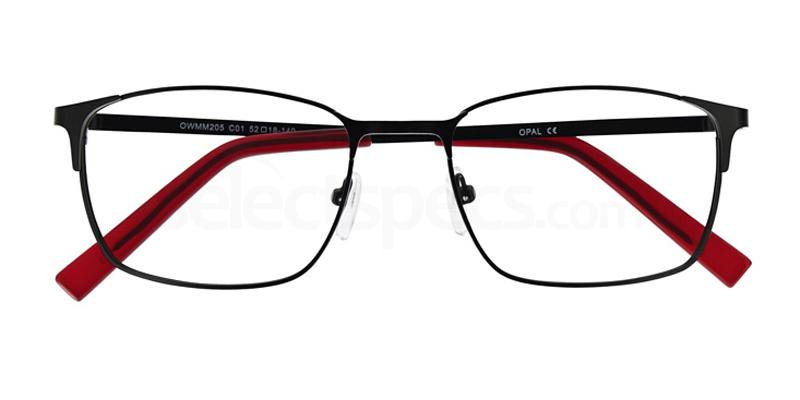 C01 OWMM205 Glasses, Owlet