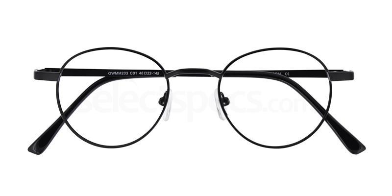 C01 OWMM203 Glasses, Owlet