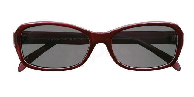 C13 OWIS050 Sunglasses, Owlet