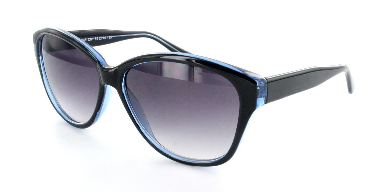 C01 OWIS146 Sunglasses, Owlet
