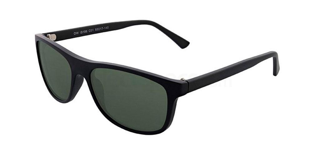 C01 OWIS196 Sunglasses, Owlet
