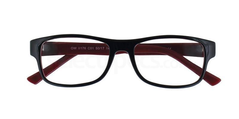 C01 OWII176 Glasses, Owlet TEENS