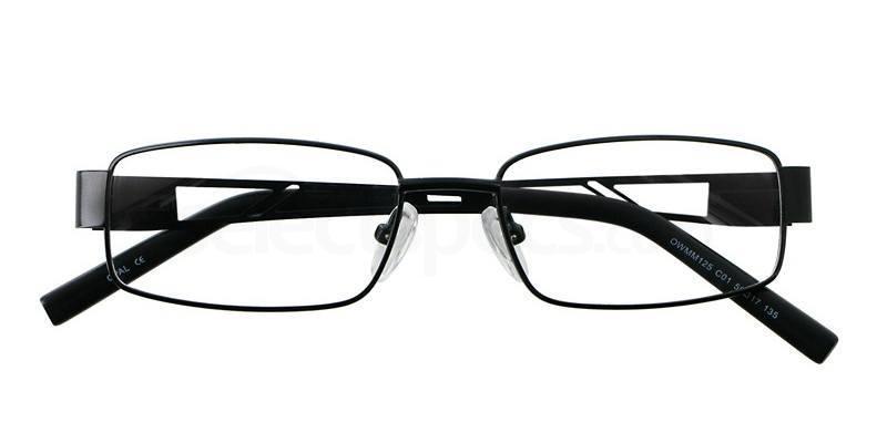 C01 OWMM125 Glasses, Owlet TEENS