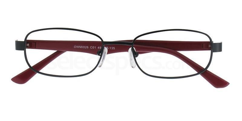 C01 OWMI026 Glasses, Owlet TEENS