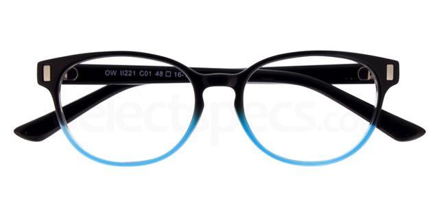 C01 OWII221 Glasses, Owlet TEENS