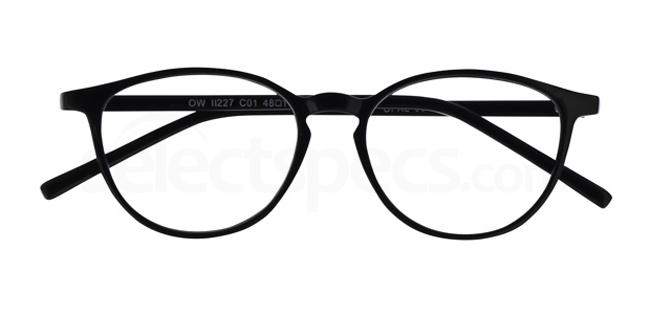 C01 OWII227 Glasses, Owlet TEENS