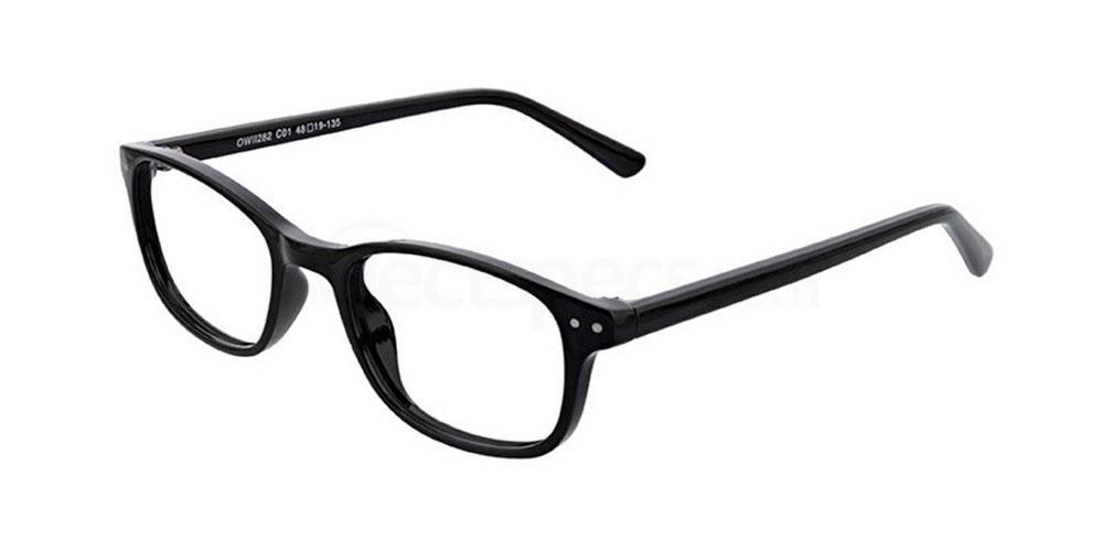 C01 OWII282 Glasses, Owlet TEENS