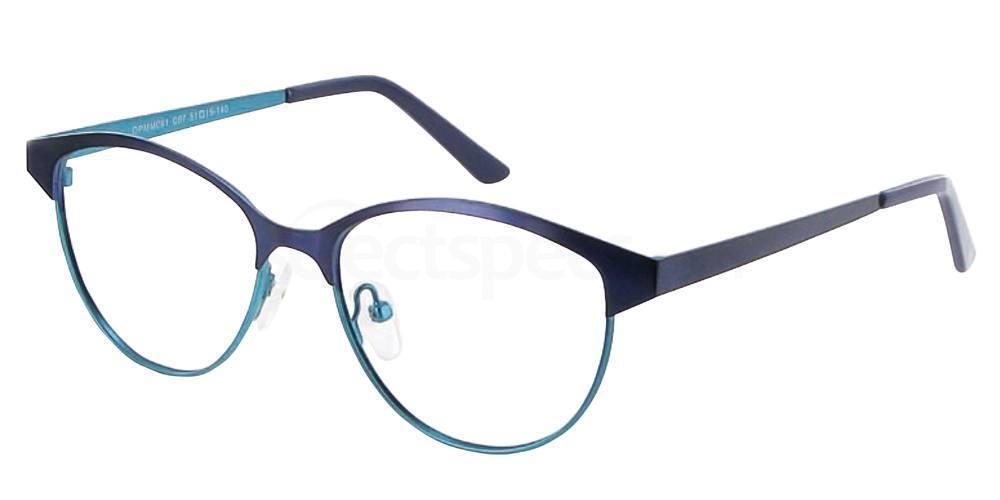 C07 OPMM091 Glasses, O Plus TEENS