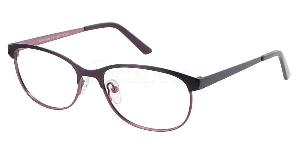 C12 OPMM092 Glasses, O Plus TEENS