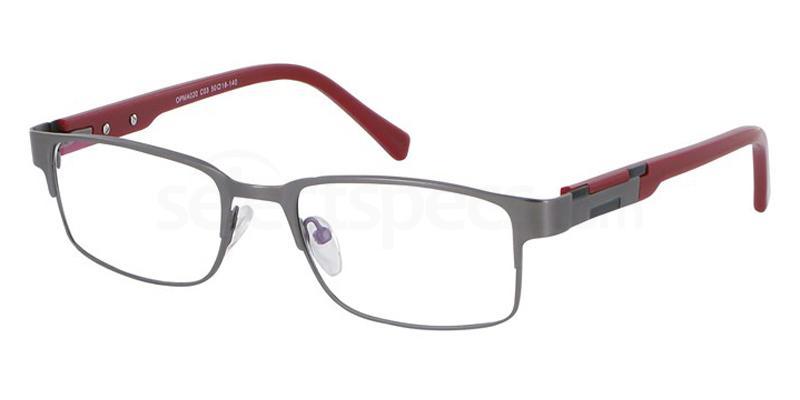 C03 OPMA020 Glasses, O Plus TEENS