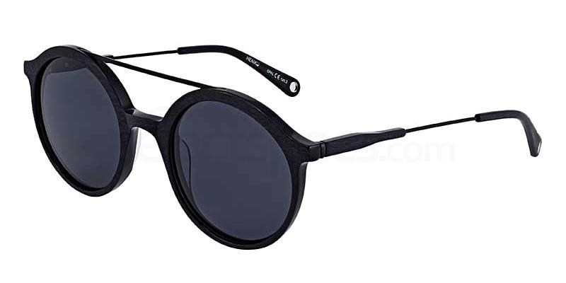 C01 POAS125 Sunglasses, Henko
