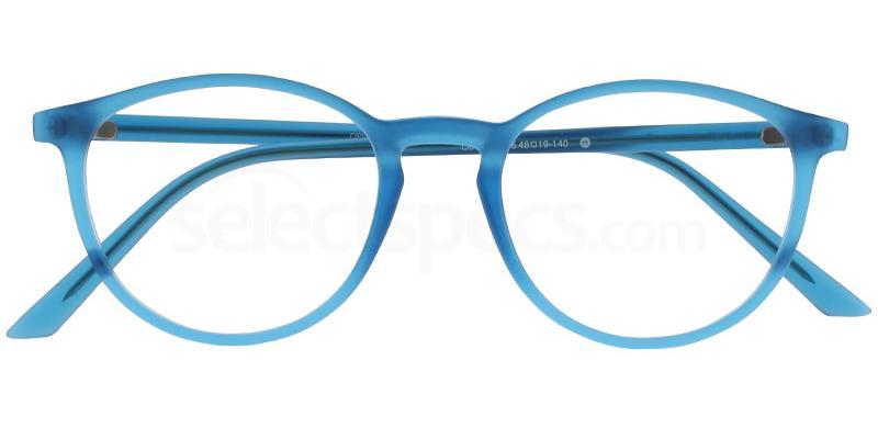 C06 OBII003M Glasses, Oblue
