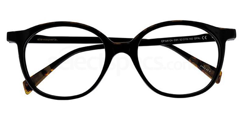 C01 EPAA124 Glasses, Elevenparis