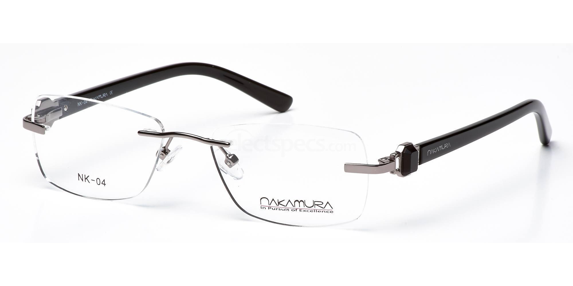 C1 NK04 Glasses, Nakamura