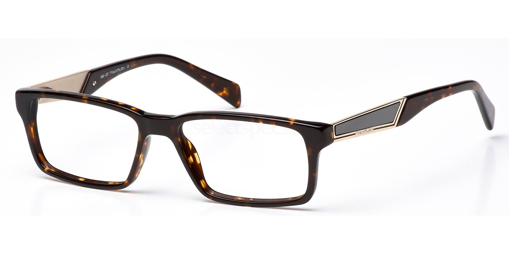 C2 NK07 Glasses, Nakamura
