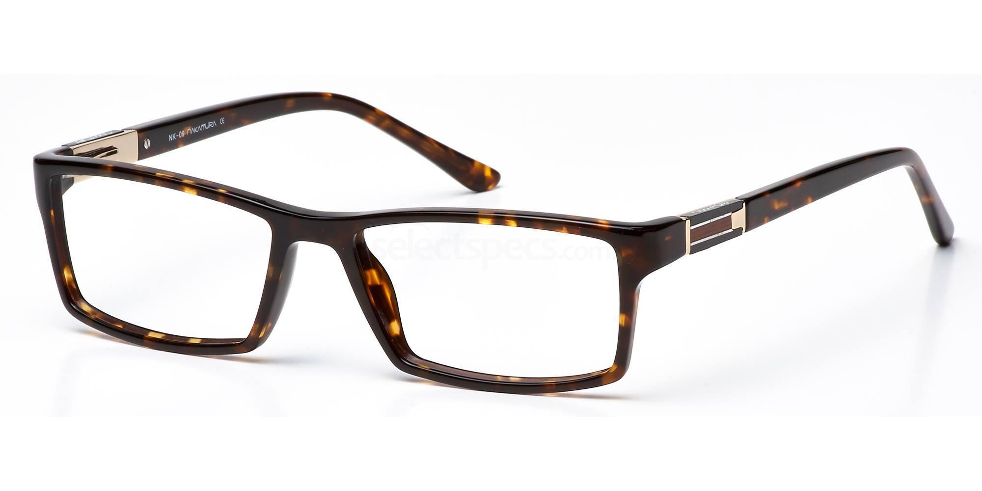 C2 NK09 Glasses, Nakamura