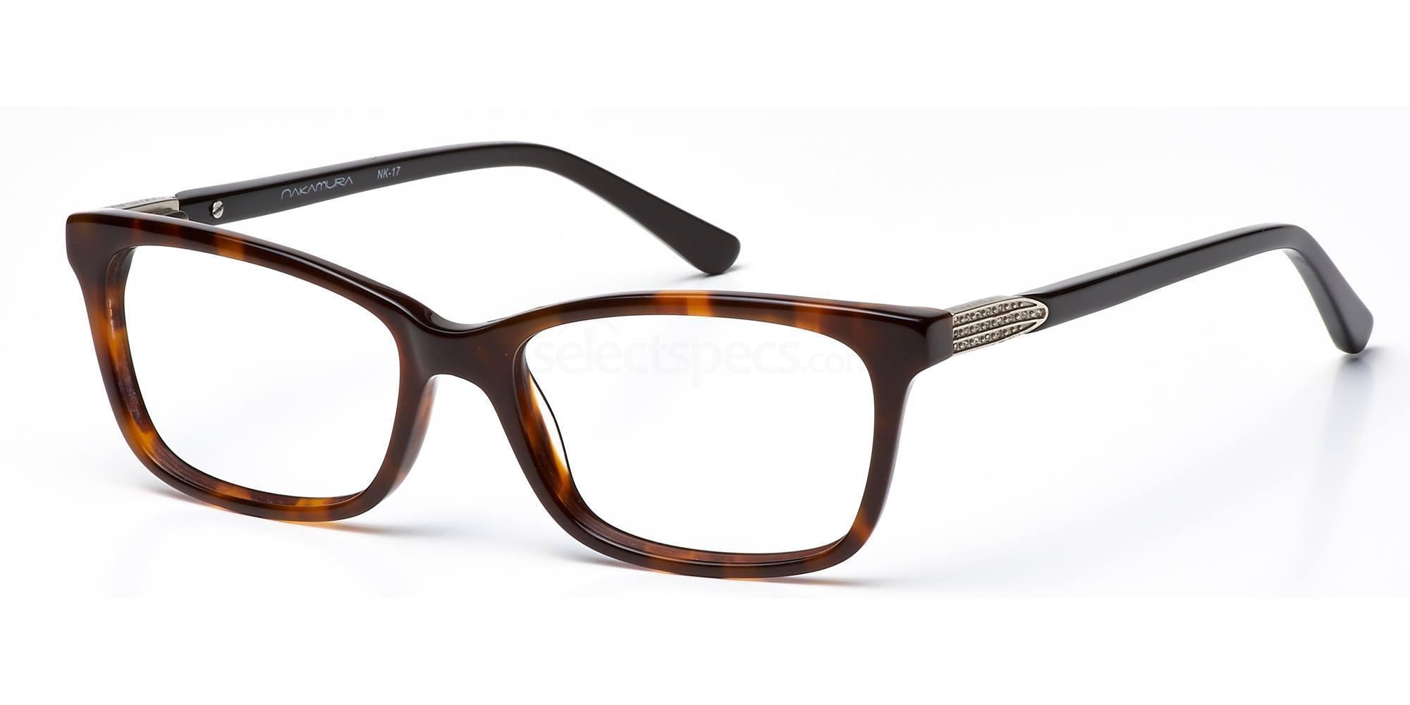 C1 NK17 Glasses, Nakamura