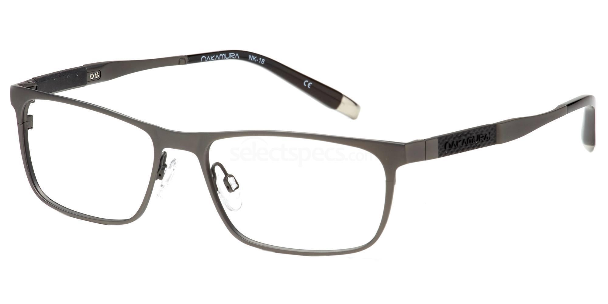 C1 NK18 Glasses, Nakamura