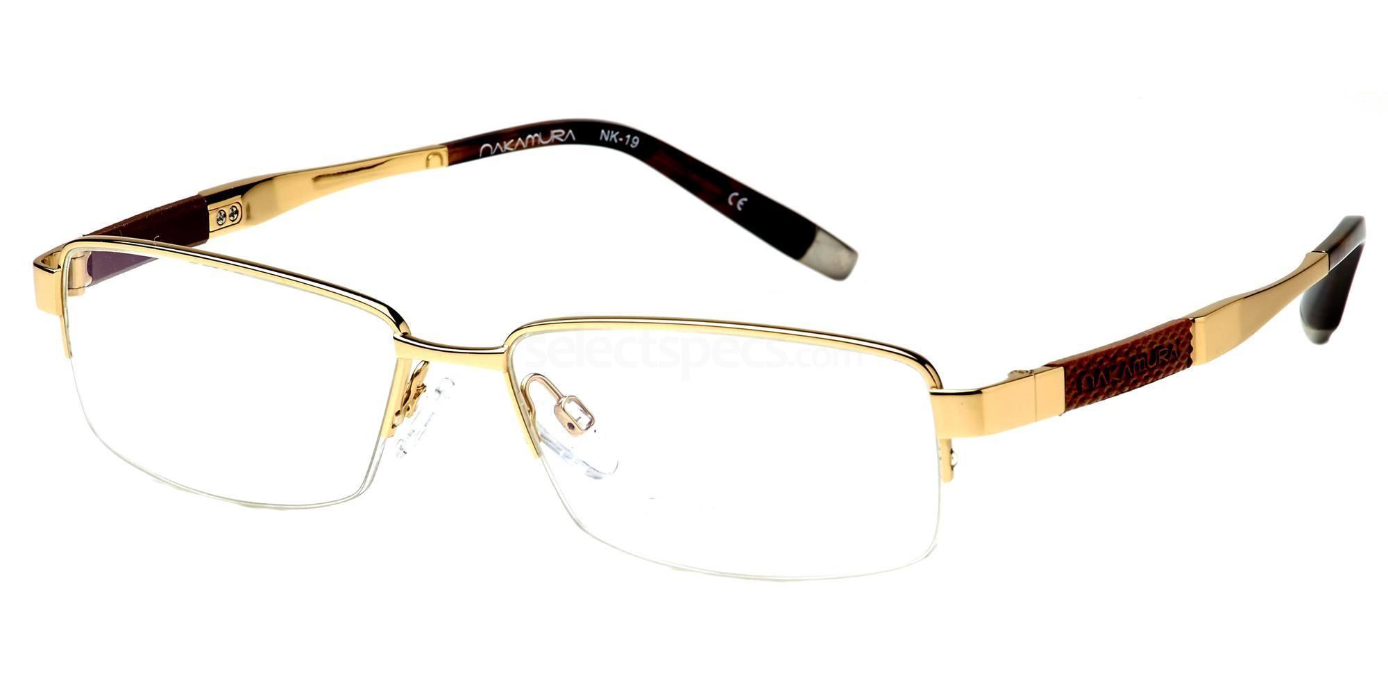 C1 NK19 Glasses, Nakamura