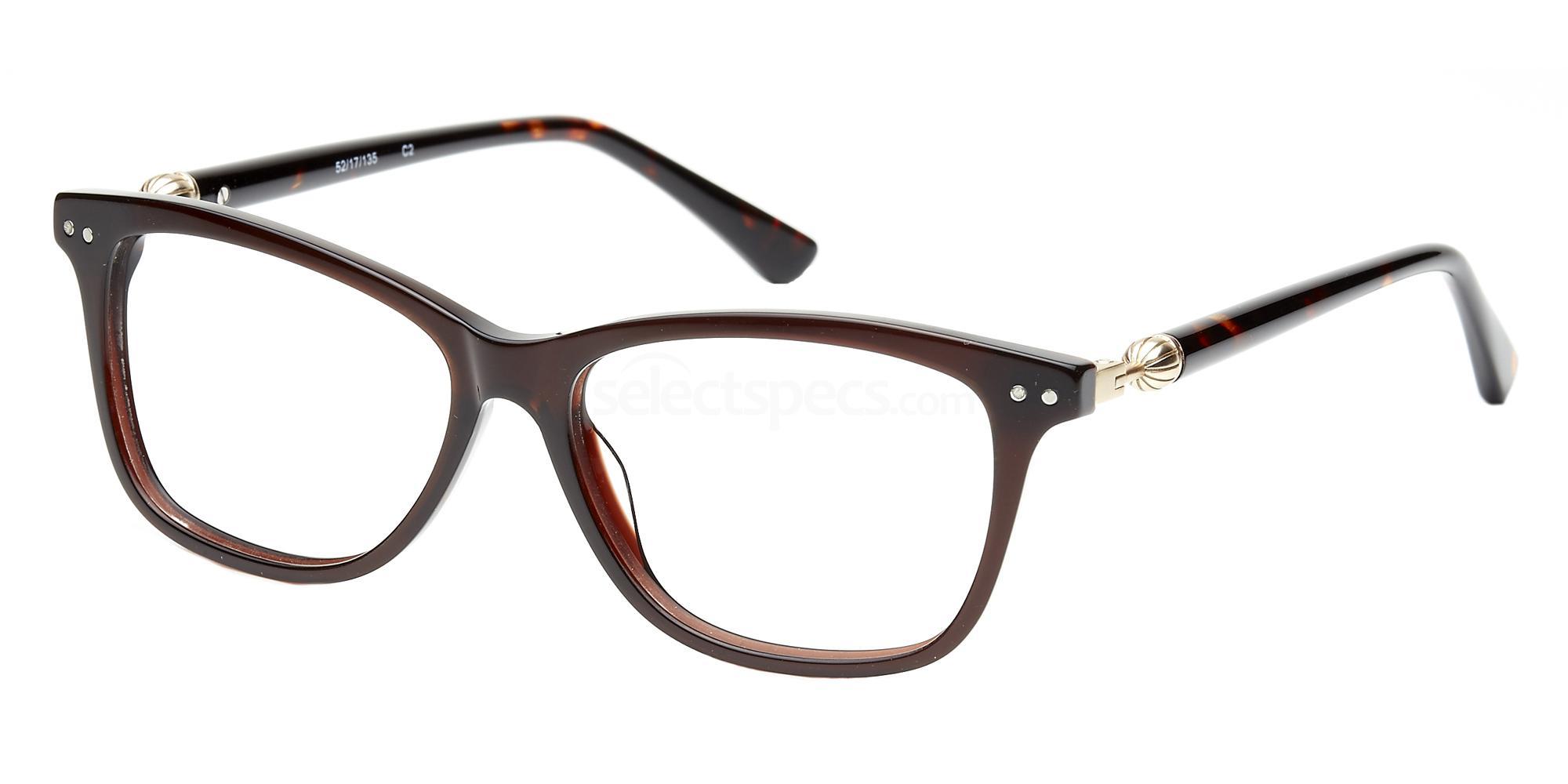 C2 NK38 Glasses, Nakamura