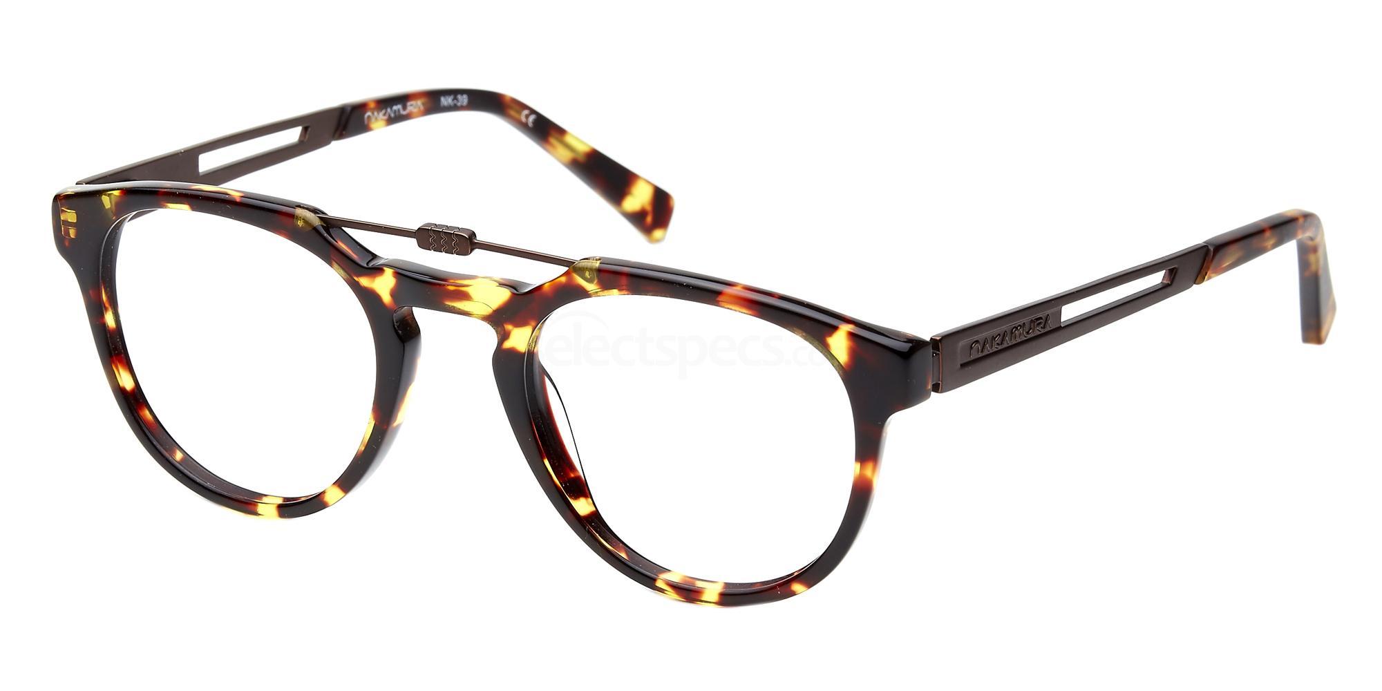 C2 NK39 Glasses, Nakamura
