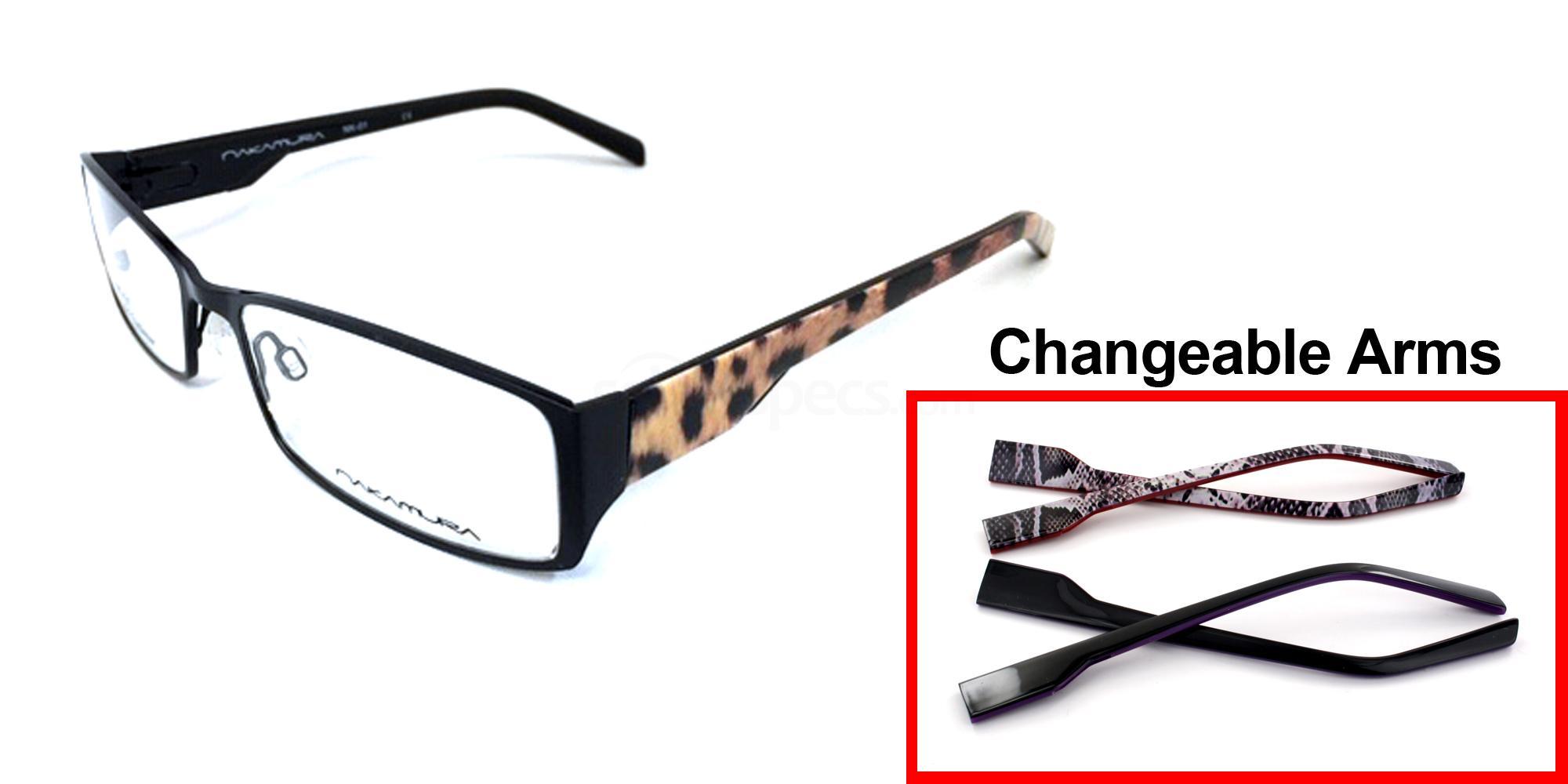 C1 NK01 Glasses, Nakamura