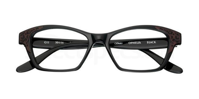 5066 Ophelia Glasses, Podium