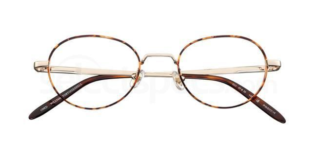 5082 William Glasses, Podium
