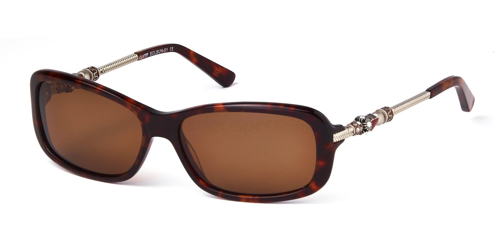 C2 ECLSUN01 Sunglasses, Eclipse