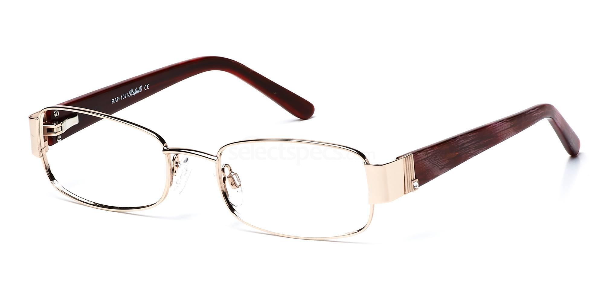 C1 RAF107 Glasses, Rafaelle