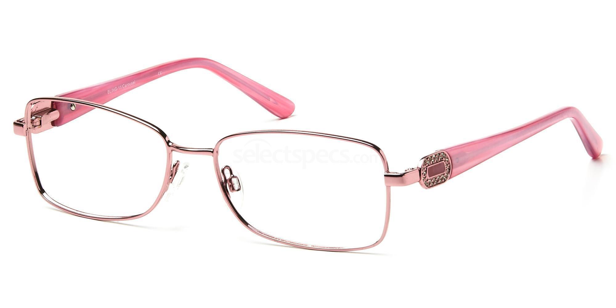 C1 BLING11 Glasses, Bling
