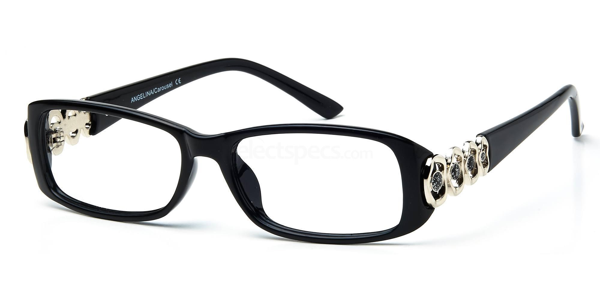 C1 ANGELINA Glasses, Carousel