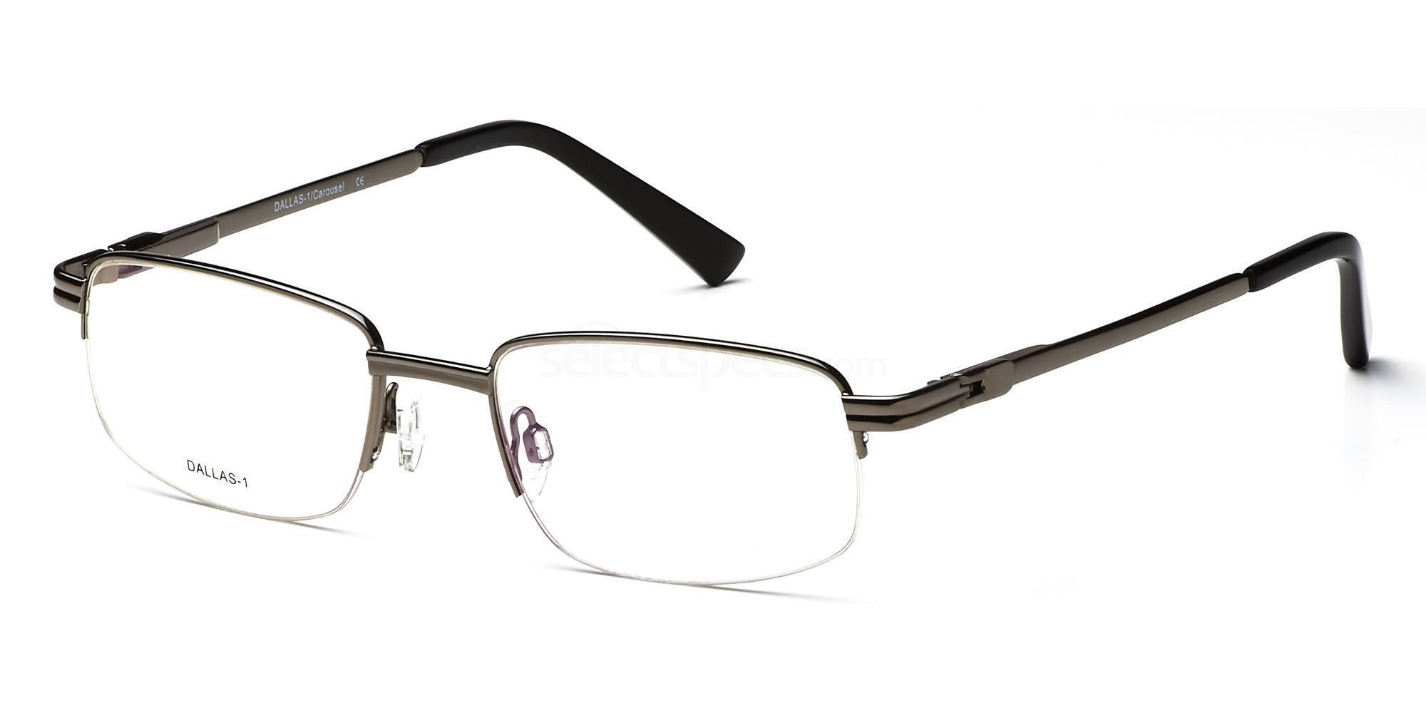 C1 DALLAS1 Glasses, Carousel
