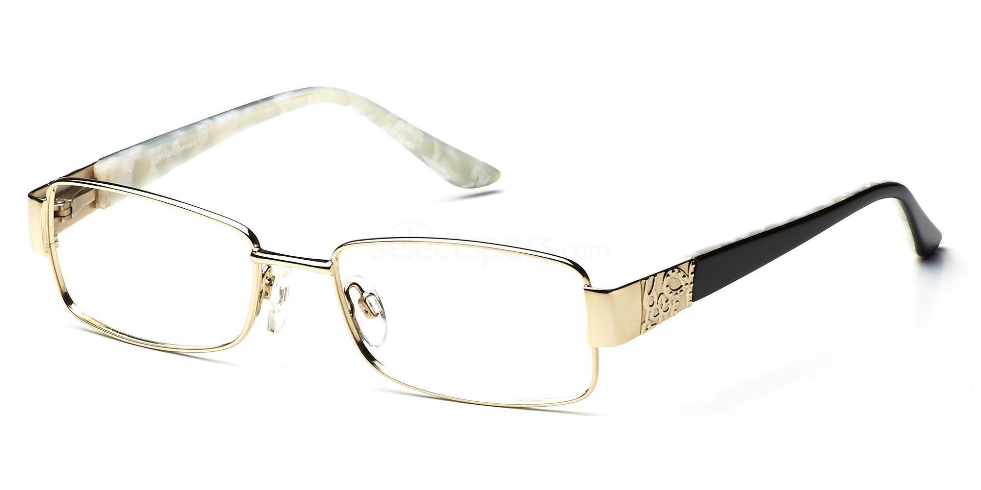 C1 LORRAINE Glasses, Carousel