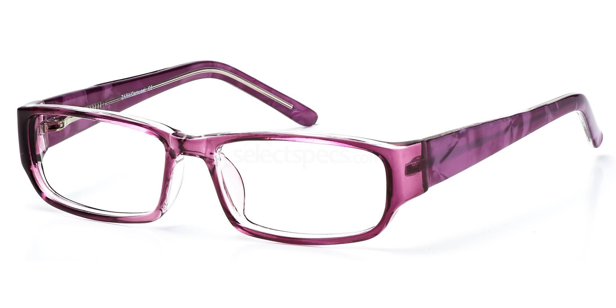 C1 ZARA Glasses, Carousel