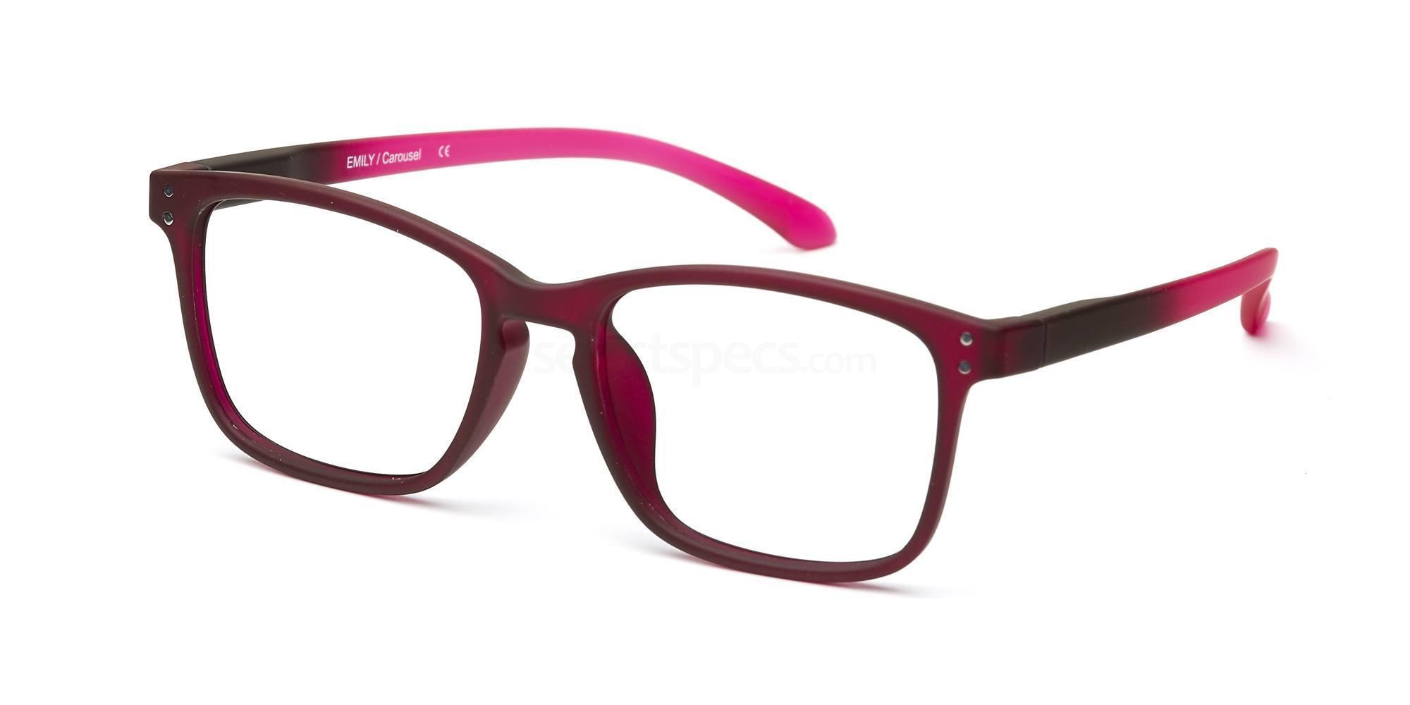 C1 EMILY Glasses, Carousel