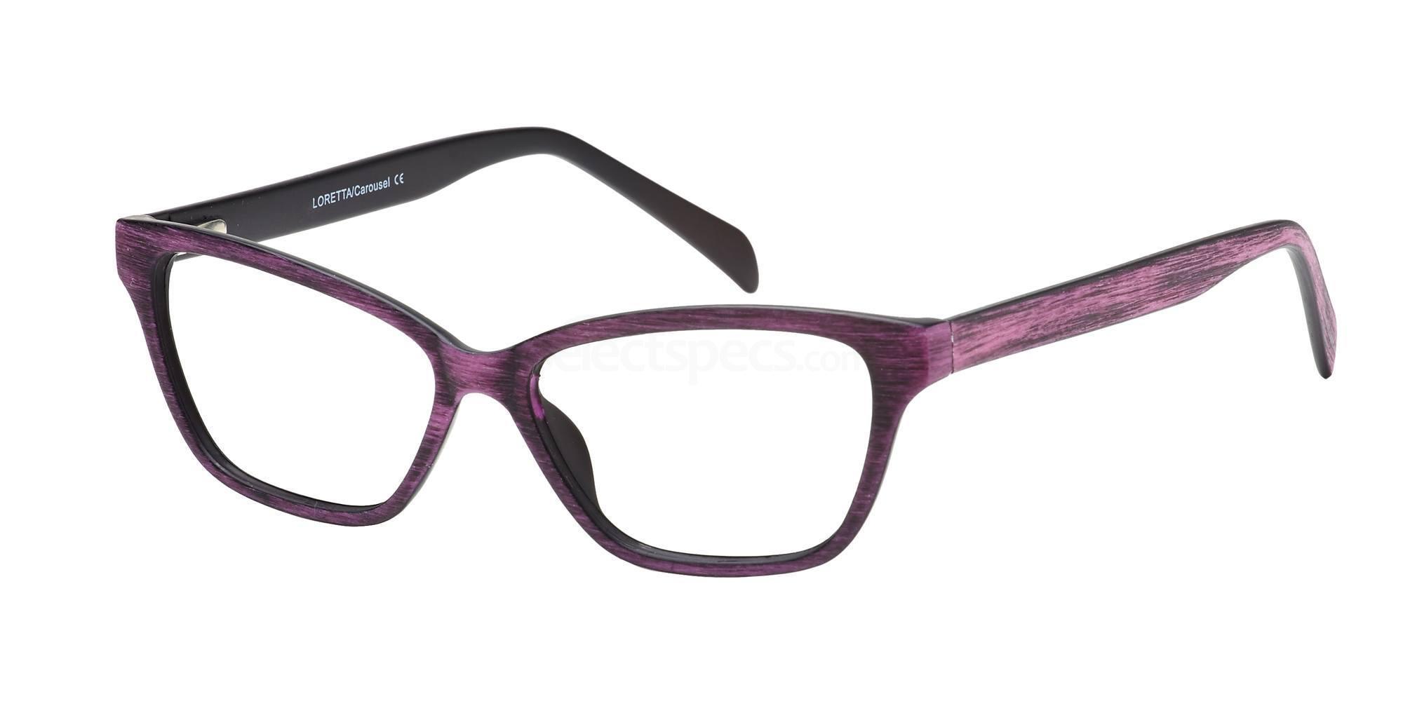 C1 LORETTA Glasses, Carousel