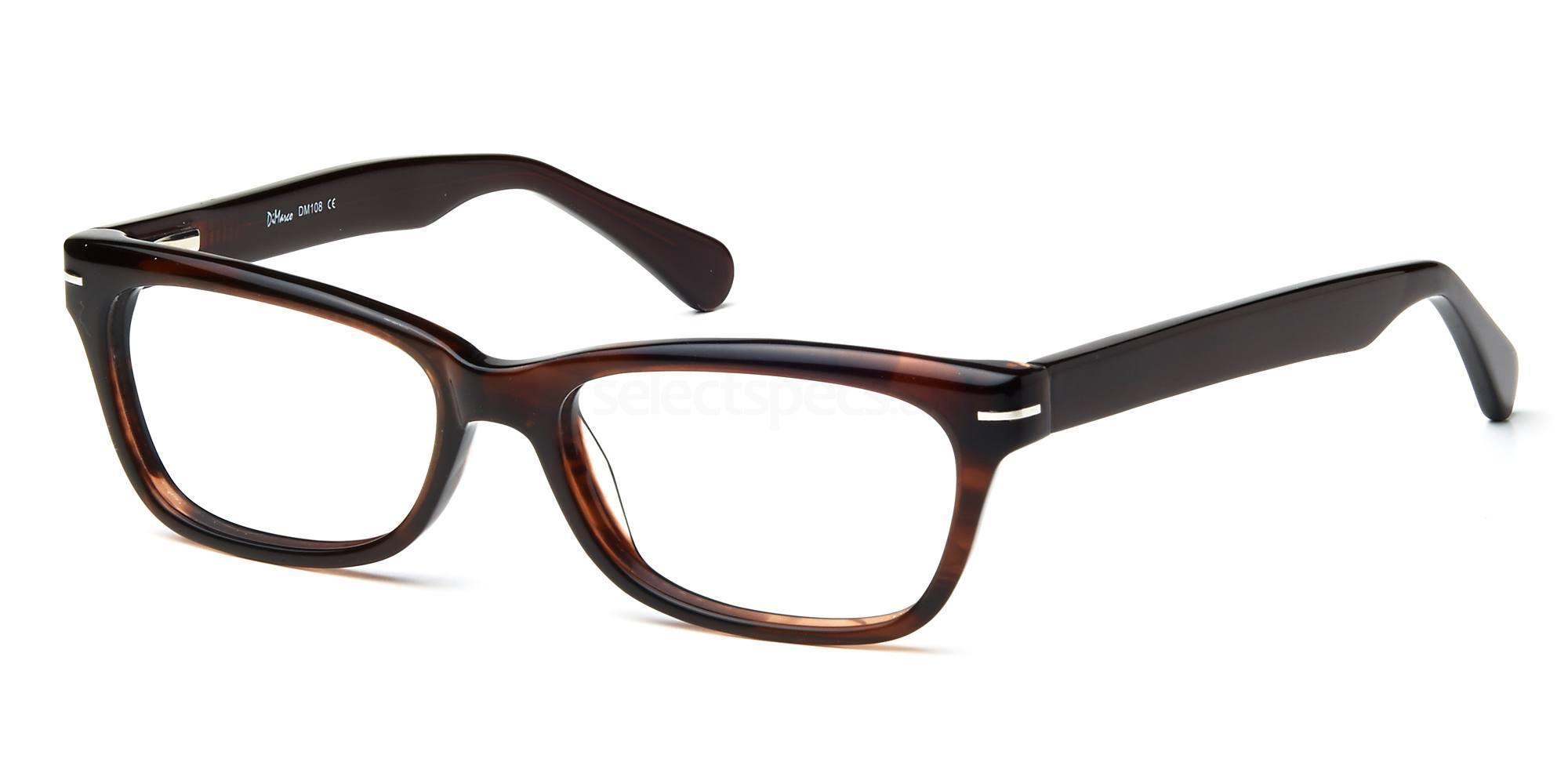 C2 DM108 Glasses, DiMarco