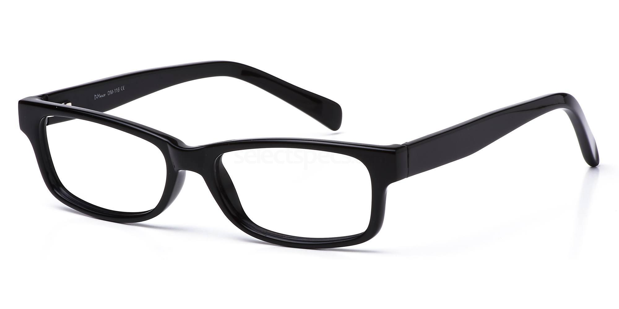 C1 DM116 Glasses, DiMarco
